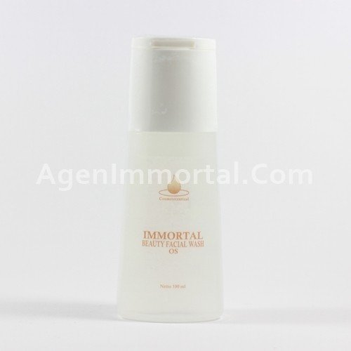 Immortal Liquid Facial Wash Oily Skin (OS)