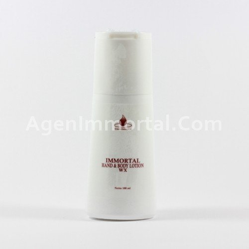 Immortal Hand Body Lotion Whitening Series (WX)
